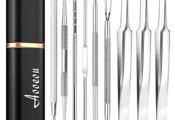 Pimple Popper Tool Kit Blackhead Remover
