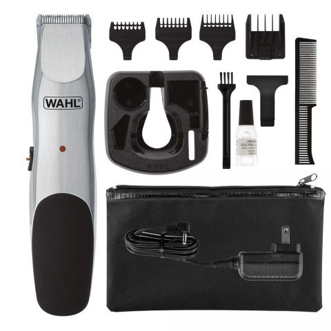 Wahl Groomsman Corded or Cordless Beard Trimmer for Men - Rechargeable Grooming Kit