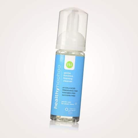 healthy hoohoo 5 fl. oz. All Natural Paraben and Fragrance-Free